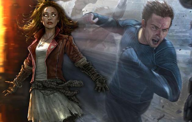 "Marvel Unveils Sneak Peek of ""Avengers"" Sequel, Ant-Man & More!"