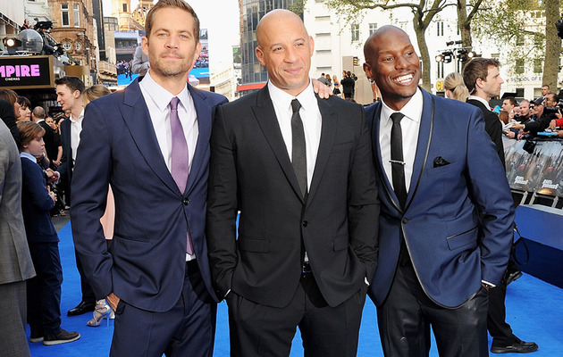 "Tyrese Reveals How ""Fast & Furious 7"" Cast Will Honor Paul Walker On Set"