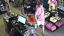 Hulk Hogan Surveillance Video -- Middle-Aged Thieves Caught on Tape!