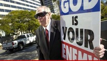 Fred Phelps Dead -- Westboro Baptist Church Founder Dies