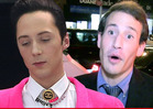 Johnny Weir -- Allegations of SHAKEDOWN In Vicious Divorce