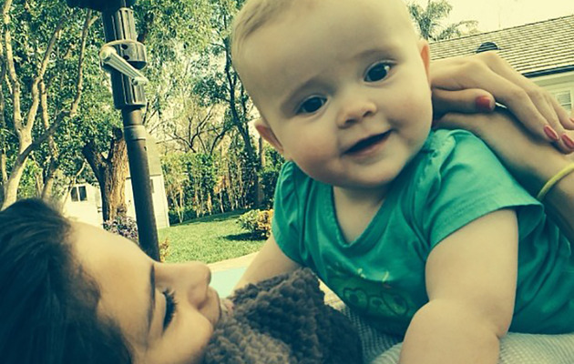 Selena Gomez Shares Sweet Snapshot with Baby Sister Gracie!