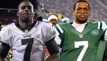 Michael Vick -- Jersey Number Could Be Huge Problem in Negotiation with Jets