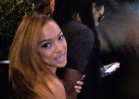 Karrueche Tran -- She's a Lady ... When It Comes to Chris Brown