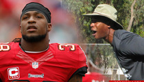 Dashon Goldson -- My Tackling Coach Was O.J. Simpson ... In Huge TV Movie!!