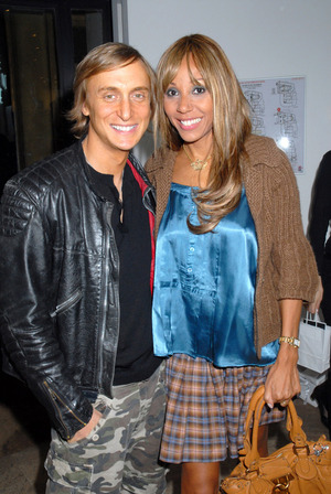 David Guetta and Cathy -- Before the Split