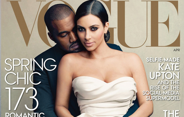 It's Official, Kim Kardashian's Vogue Cover Is a MASSIVE Hit!