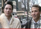 Johnny Weir -- Bitches His Husband Ruined His Birkin