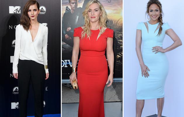 Emma, J.Lo & More -- See This Week's Best Dressed Stars!