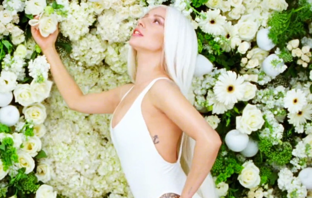 "Watch Lady Gaga's New Music Video with the ""Real Housewives of Beverly Hills"""