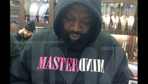 Rick Ross -- My Album Hits #1 ... EVERYBODY GETS A WATCH!!!