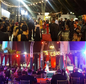 Chris Bosh's Circus Themed Birthday Party!