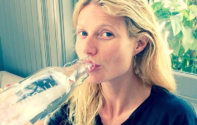 Gwyneth Paltrow Goes Without Makeup -- See Her Fresh Faced Selfie!