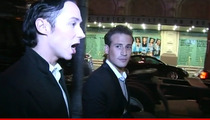 Johnny Weir's Husband -- He Cheated on Me ... and Forced Me Out of the Closet