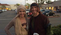 Drew Brees -- DRESSES UP IN COSTUME ... to See 'Noah' Movie