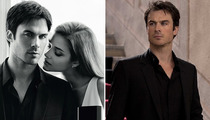 Ian Somerhalder Smoulders in Azzaro Fragrance Campaign -- See the Sexy Ads!
