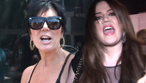 Kris Jenner -- I'm Being Extorted Over Phony Sex Tape!