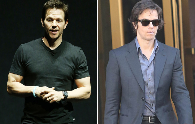 Mark Wahlberg Debuts Buff Bod After Dropping 60 Pounds for Role!