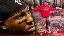 Roddy White Bet -- Fan Gets Season Tickets ... But Not From Roddy