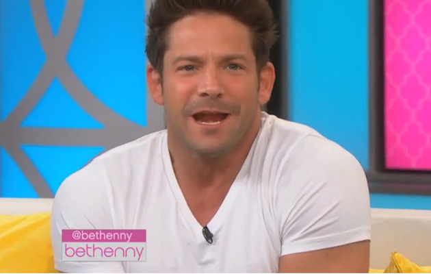 Jeff Timmons Reveals 98 Degrees' Original Band Name -- And Talks Group Tattoos!
