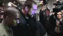 Kanye West -- Re-Enters the Danger Zone ... Cool with Paparazzi
