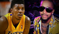 Lakers Star Nick Young -- Famous Singer Was Also Burglarized In My House!