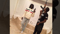 Chief Keef -- Caught Up in Chicago Shooting ... Instagrammed AK-47 Photos