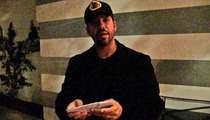 David Blaine -- Hey TMZ ... IS THIS YOUR CARD???