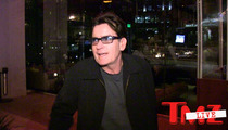 Charlie Sheen -- John Mayer Rolex Suit is Really About Me, and Rolling Stone'