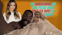 Khloe Kardashian -- Ray J's Dong Is No Laughing Matter