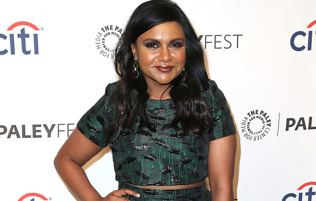 Mindy Kaling Talks Fluctuating Weight & Style With Vogue!