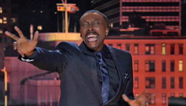 Arsenio Hall -- Rips March Madness Losers ... Poetically Speaking