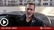 James Van Der Beek -- Screw Bradley Cooper ... I SHOULD BE INDIANA JONES!