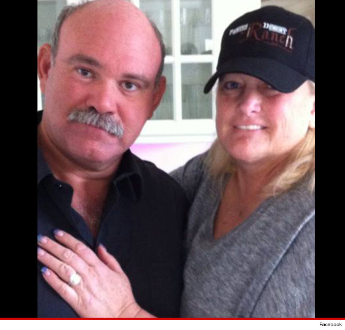 Debbie Rowe Engaged