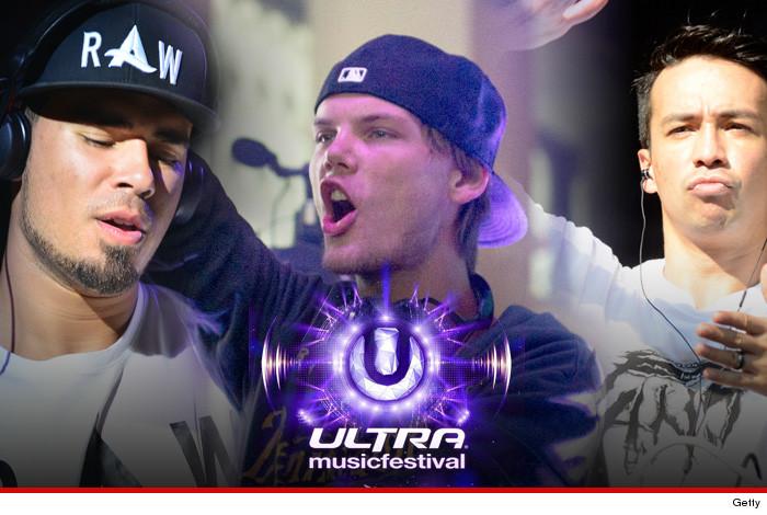 Ultra Music Festival Curse