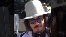 Johnny Depp Impersonator -- Courthouse Marriage Fools EVERYBODY!!!