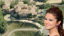 Selena Gomez Drops Millions on Anti-Bieber Mansion