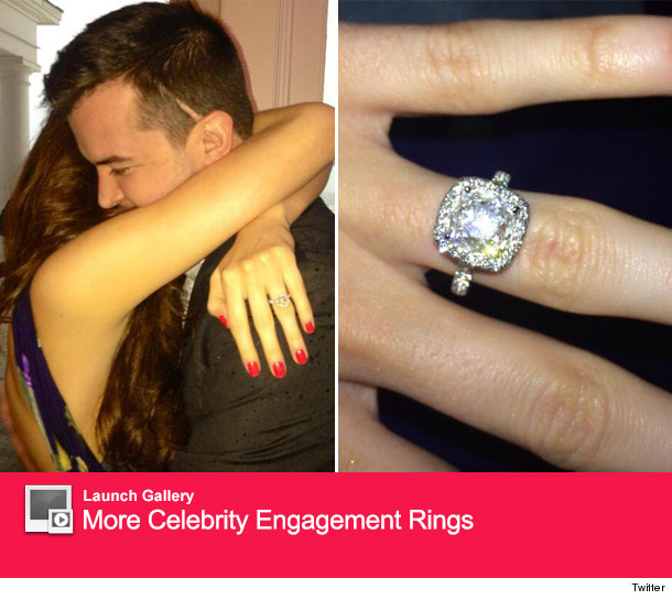 Katherine Webb Engaged