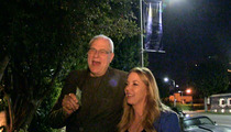 Phil Jackson & Jeanie Buss -- He's So Loud in Bed