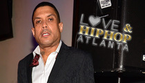 Benzino Hospitalized -- 'Love & Hip Hop: Atlanta' Star Shot En Route to Mother's Funeral
