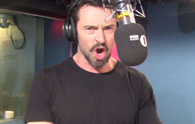 "Hugh Jackman Sings ""Wolverine: The Musical"" -- And It's Awesome!"