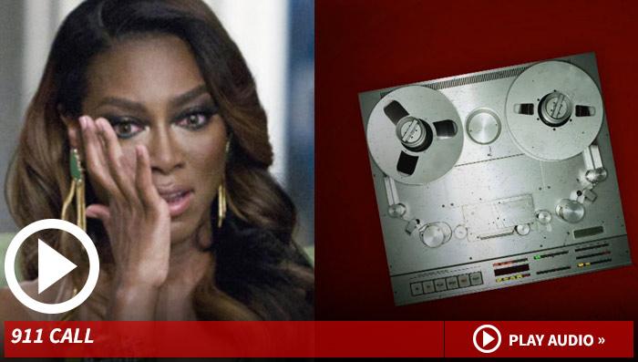 Kenya Moore 911 Call