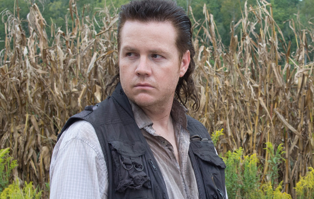 """Walking Dead"" Star Josh McDermitt Talks Mullets, Cannibals & Potential Glenn Hookup!"