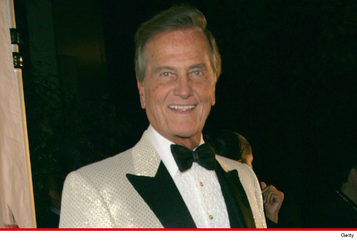 Pat Boone Arrest Warrant