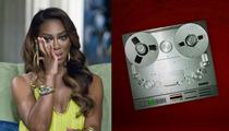 Kenya Moore 911 Call -- Post-Porsha Williams Brawl ... 'I've Just Been Assaulted'