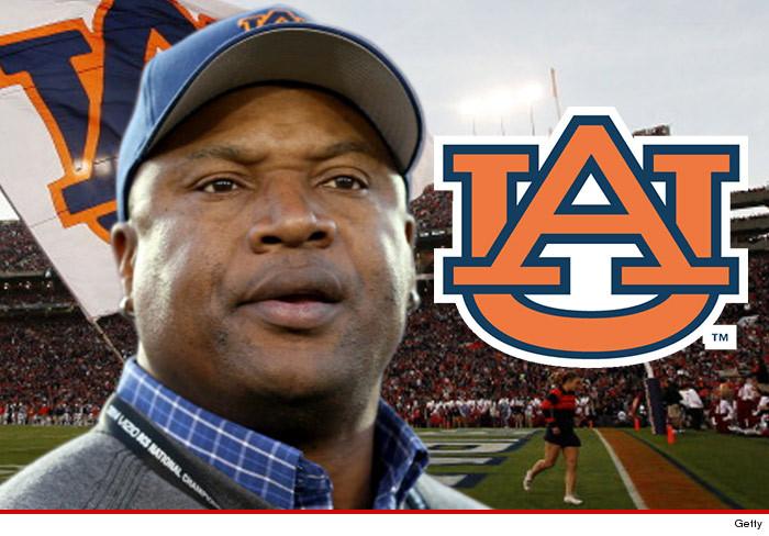 Bo Jackson Auburn Stadium Theft