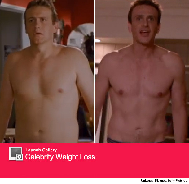 Jason Segel Weight Loss