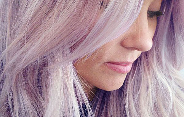 Lauren Conrad (Possibly) Dyes Her Hair Purple!