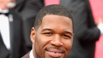 Michael Strahan Joining GMA -- I Can Stop the Bleeding at 'Good Morning America'