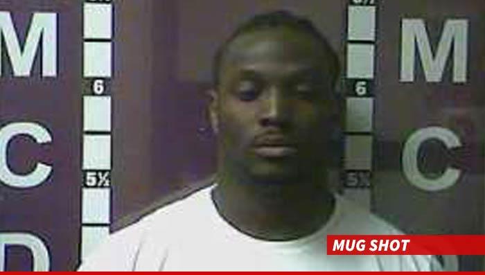 Bengals Fullback Orson Charles Arrested